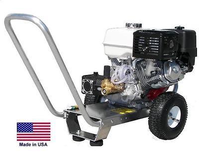 Pressure Washer Portable - Cold Water - 4 Gpm - 4000 Psi - 12 Hp Honda Gpi