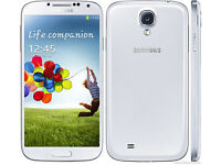Samsung Galaxy s4 16gb on o2 (excellent condition)