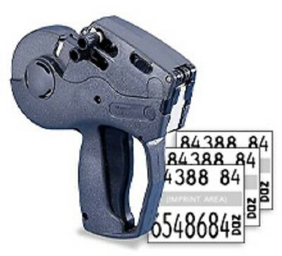 New Monarch Centurion Inc 1136-01 Pricing Labeler 2-line 8 Per Line 1507706