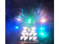 MOBILE DISCO, FULL SETUP! DJ EQUIPMENT