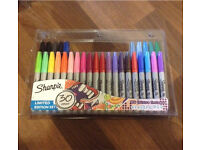 Brand new in pack limited edition sharpies