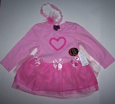 NWT CHILDREN'S PLACE BABY BALLERINA COSTUME 6-12  MO TCP HALLOWEEN GIRL