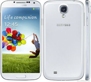 White 32GB Samsung Galaxy s4 in great condition+Unlocked-$150