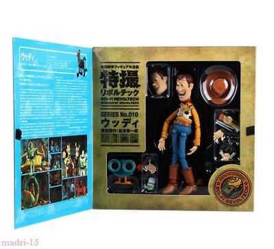 Disney Pixar Toy Story Woody Talking Action Figure PVC  Doll Hat Pull String TY