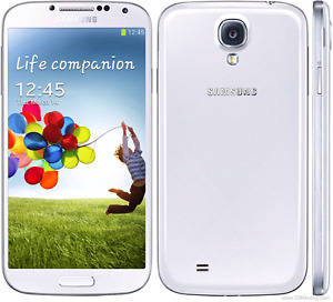 Samsung Galaxy S4 (With Open-Case OtterBox)