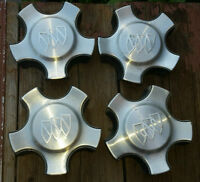 Set of 4 center caps for Buick Rendezbous 2002-2007