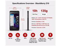 Blackberry Z10 black edition