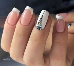 Strong, beautiful acrylic nails!!!!