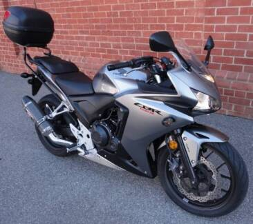2016 HONDA CBR500RA ABS LAMS APPROVED WITH REGO