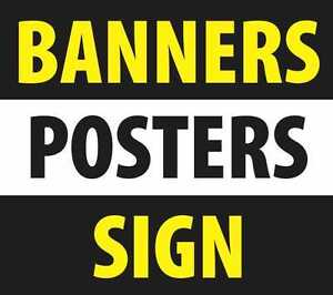 Out Door Banner Printing Same day Toronto, Woodbridge, Concord