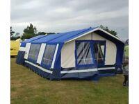 Sunncamp 400 SE trailer tent
