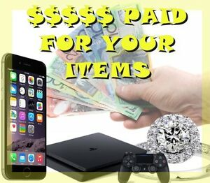 Wanting PlayStation, iPhone, Gold, Etc.  Free pickups and Quick Cash. Launceston Launceston Area Preview