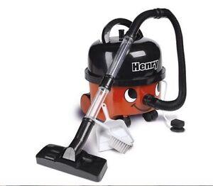 Childrens Henry Hoover Vacuum Cleaner Casdon Toy Ebay