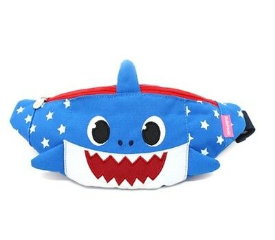 PINKFONG Daddy Shark Hip Sack Bag For Baby Child Kids BL