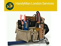 Handyman London Services - (PLUMBER, ELECTRICIAN, REFURBISHMENT, LABOURER, CARPENTRY, DECORATING)