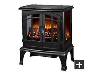 Hampton Bay 20-inch Matte Black Electric Infrared Stove