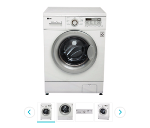 LG Front Washing Machine - Like New Brookvale Manly Area Preview