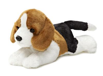Dog Plush Homer Beagle Mini Flopsie 8