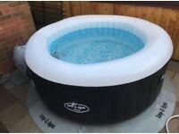 Lazy Spa Miami Hot Tub 4 People!