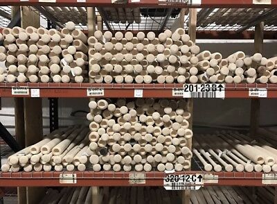 12-GAME READY Wooden Blem Baseball Bats (FREE SHIPPING!