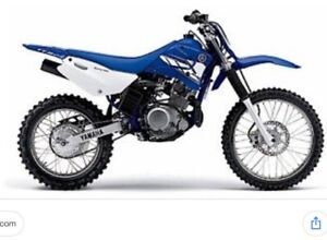 Wanted! TTR 125 PARTS!