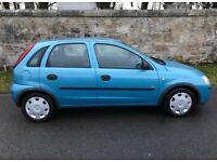 Vauxhall corsa 1.7 di gls 5 door full service history