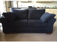 NEXT 2 seater sofa & armchair