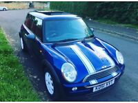 Mini 10month mot new clutch camchain double sunroof