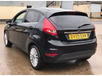 2009 Ford Fiesta 1,4 litre 5dr
