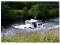 Colvic 38ft Trawler Yacht Boat