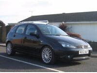 FORD FOCUS ST 170 SPARES PARTS
