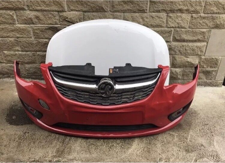 Genuine Vauxhall Viva Front Bumper & Bonnet 2015-2016-2017-2018- | in  Allerton, West Yorkshire | Gumtree