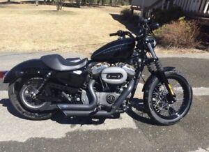 Harley Davidson Nightster Bobber