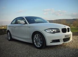 BMW 1 Series M Sport Coupe 2010