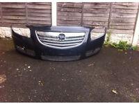 Genuine Vauxhall Insignia Front Bumper 2009-2010-2011-2012-2013