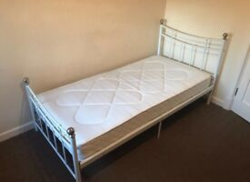 Single Bed Mattress Included - Needs to be sold quickly!