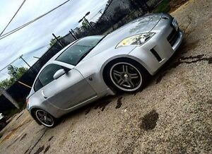 2006.5 Nissan 350Z Touring Safetied