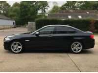 2011 BMW 5 Series 3,0 535d M Sport 5dr Automatic