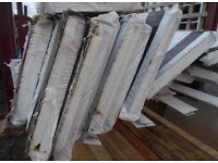 🎄Black Facia Boards * New * 150mm X 16mm X 5mm