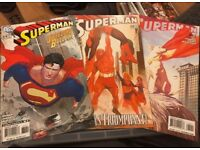 DC SUPERMAN COMICS ISSUES 674, 679 & 680