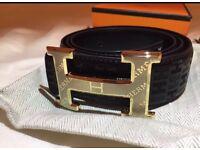 Brand New Hermes Belt Mens