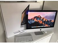 "Apple iMac 21.5"" High Spec like new"