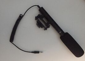 Microphone for DSLR (Azen smx-10)