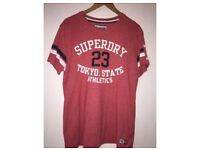 Superdry T-shirt size Large