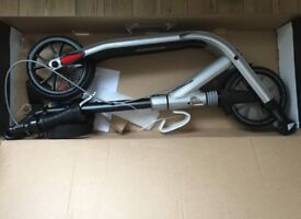 Oxelo Town 9 Folding Adult Push Scooter