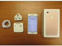 Apple iPhone 7 32gb / swap s7 and cash