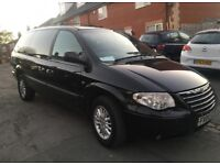 Chrysler grand voyager 2.8 limted edition 2005 mpv £1995