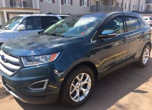 2016 ford edge only 16,000km