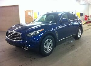 2012 Infiniti FX Limited Edition SUV, Crossover