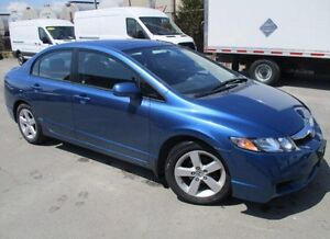 Automatic Honda Civic 2010